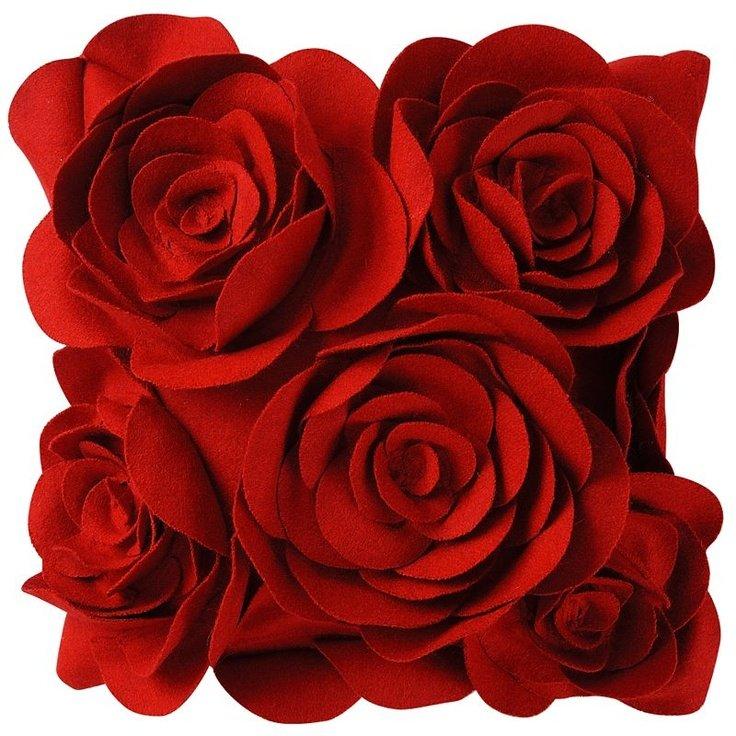 Szeretnél egy rózsapárnát? | Tűvarázslat